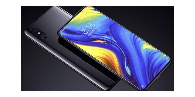 Mi MIX 3 : le smartphone design de Xiaomi veut séduire les Français