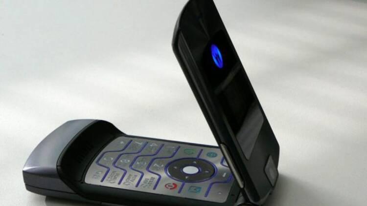Motorola Razr : le mobile à clapet ferait son retour... en version pliable