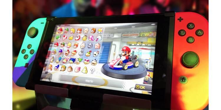 Nintendo Switch : ses jeux cartonnent et ça promet pour 2019