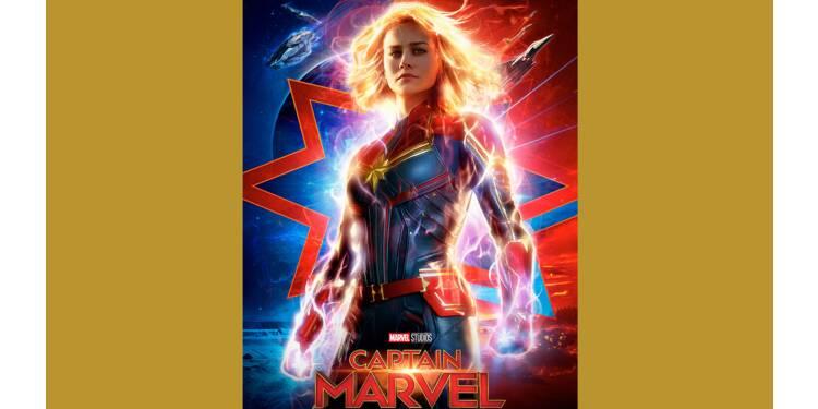 Captain Marvel : le futur blockbuster de Disney ne sera pas sur Netflix
