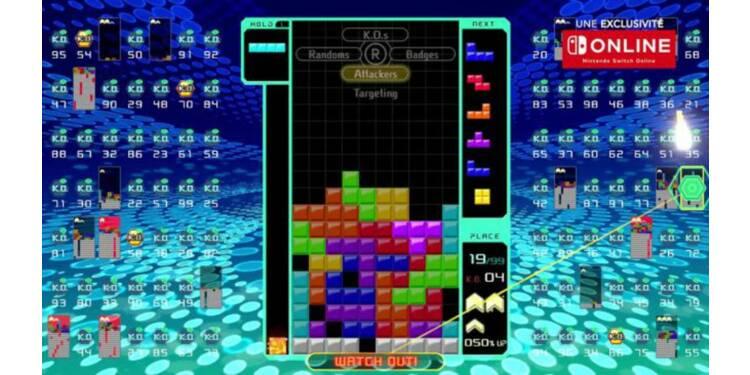 """Le mythique Tetris revient dans un format... """"Battle Royale"""""""