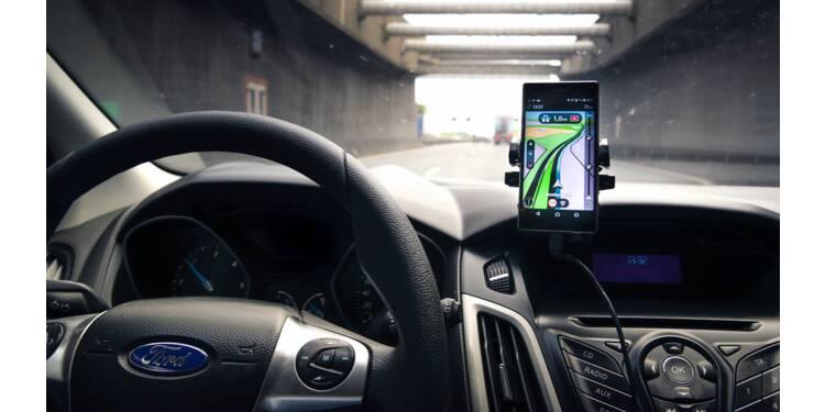 Deezer et Waze s'associent pour faciliter l'écoute de musique au volant