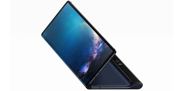 Huawei Mate X : on a essayé le plus prometteur des smartphones pliables
