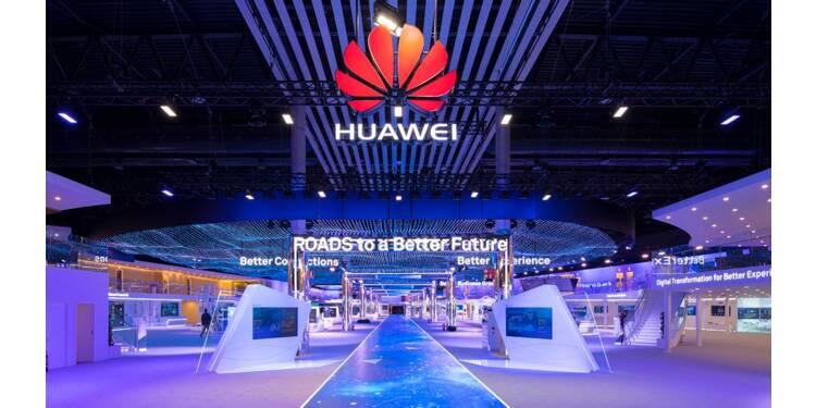 Huawei enregistre des ventes record malgré les soupçons américains