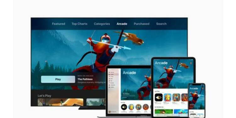 Apple n'aurait pas lésiné sur les moyens pour son service de jeu vidéo Arcade