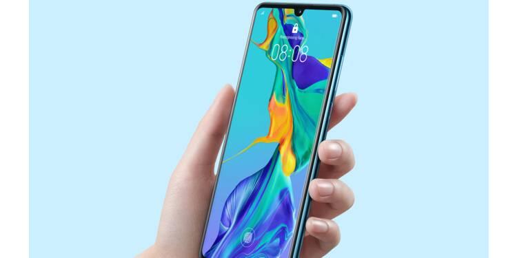 Huawei P30 : un smartphone performant à prix modéré