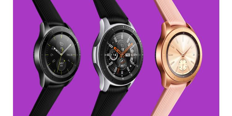 La 4G enfin disponible sur la Samsung Galaxy Watch