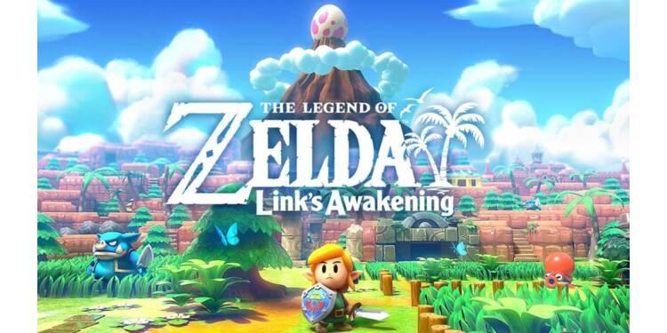 Zelda, Dragon Quest, Luigi's Mansion... Nintendo dévoile ces nouveaux jeux