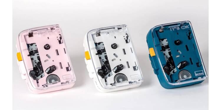 Ce baladeur cassettecompatible Bluetooth fait sensation sur Kickstarter