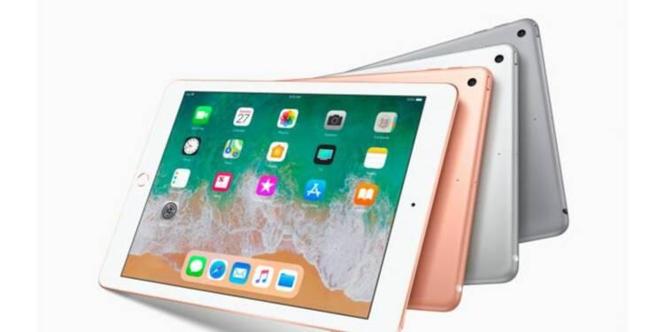 Apple : 7 nouveaux iPad dans les cartons pour la rentrée ?