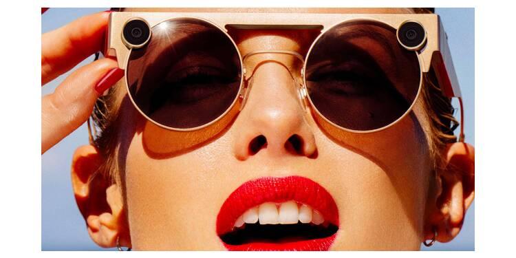 Snap Spectacles : les lunettes de Snapchat filment en 3D