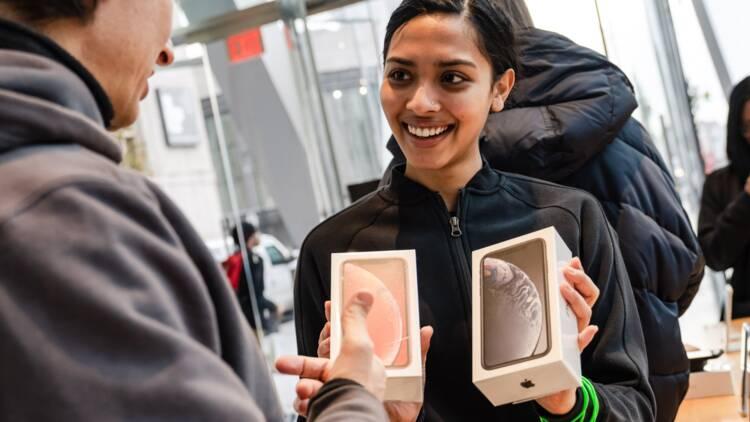 Patience, les nouveaux iPhone d'Apple seront dévoilés dans quelques jours