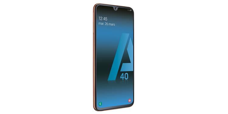 Le Samsung Galaxy A40 : un smartphone élégant pour quelle performance ?