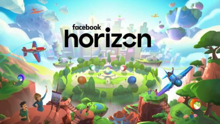 Avec Horizon, Facebook va lancer un réseau social en réalité virtuelle