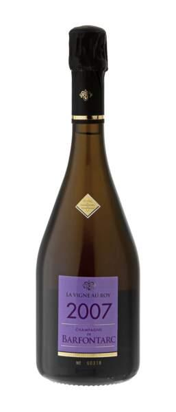 Barfontac, Cuvée la Vigne au Roy 2007 Brut