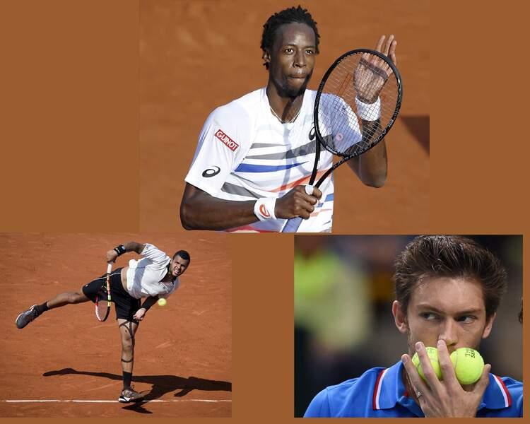Classement des joueurs de tennis français qui ont touché le plus de gains en 2016
