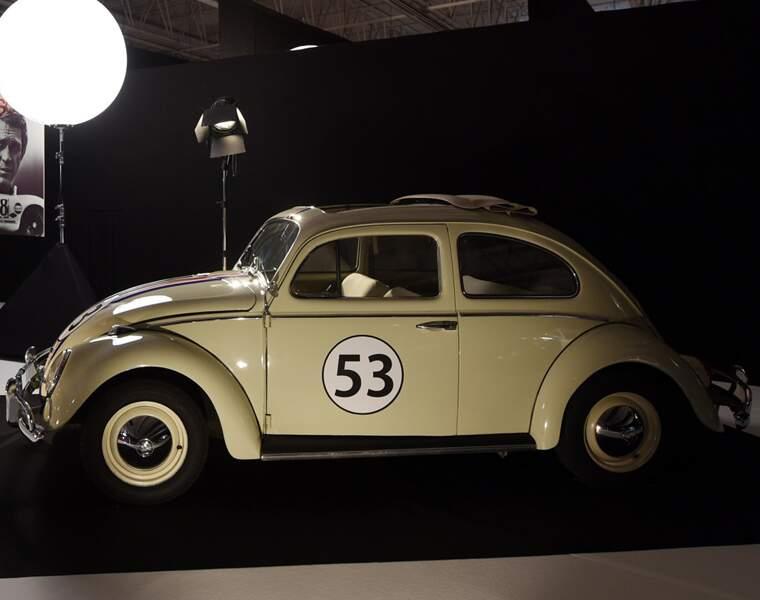 """Volkswagen Coccinelle """"Choupette"""""""