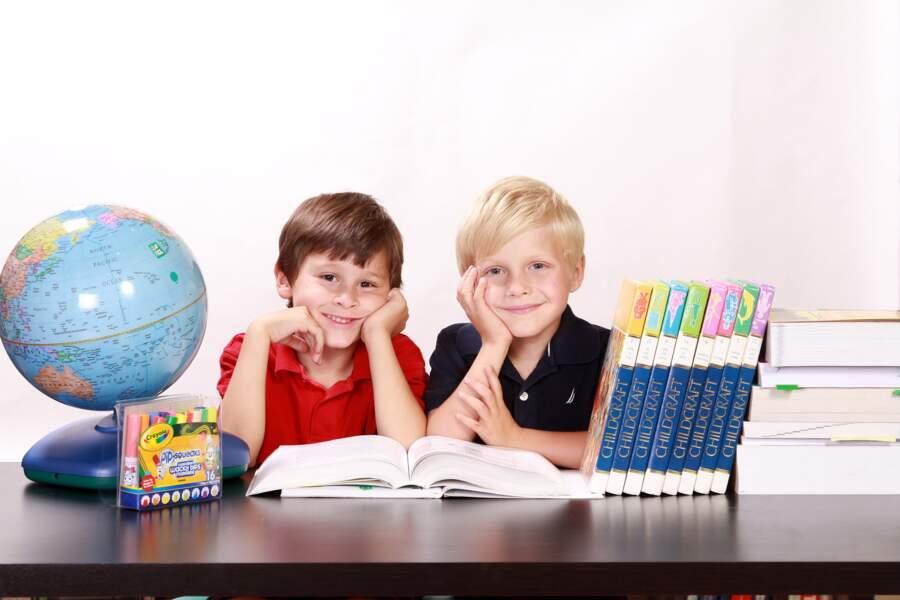 Les bourses de l'école primaire au lycée