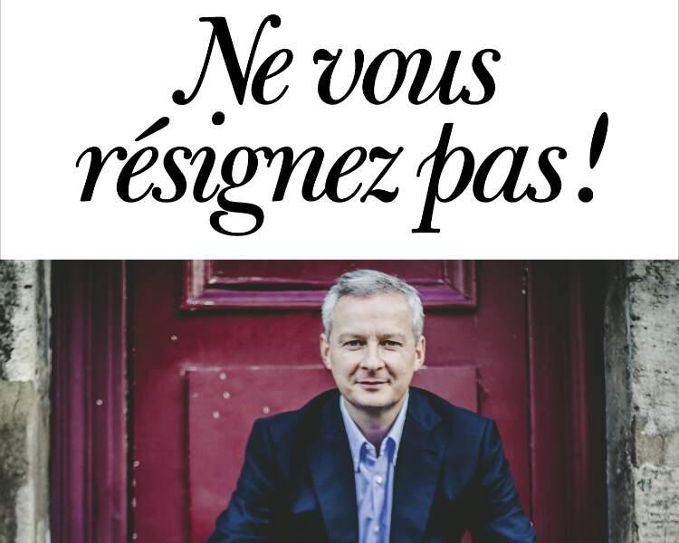Bruno Le Maire : 31 605 livres vendus