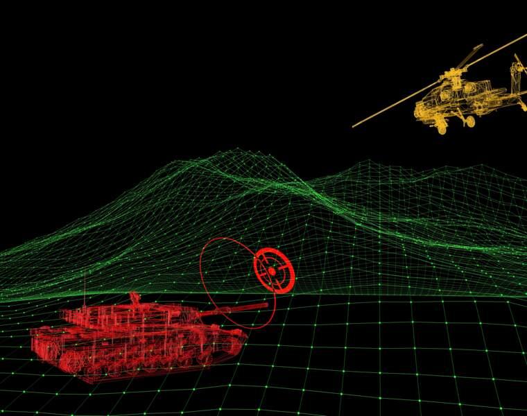 Le camouflage adaptatif rendra les véhicules blindés invisibles