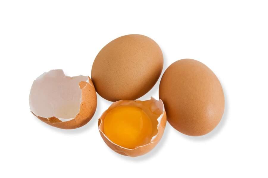 Entremets à l'œuf cru : dates à respecter absolument