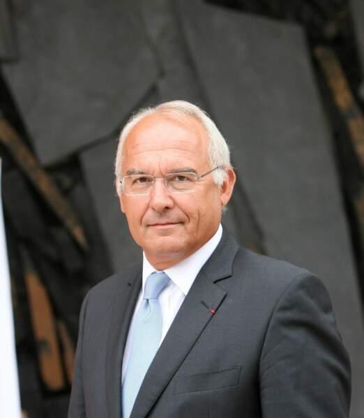 Thierry Morin, ex-DG de Valeo