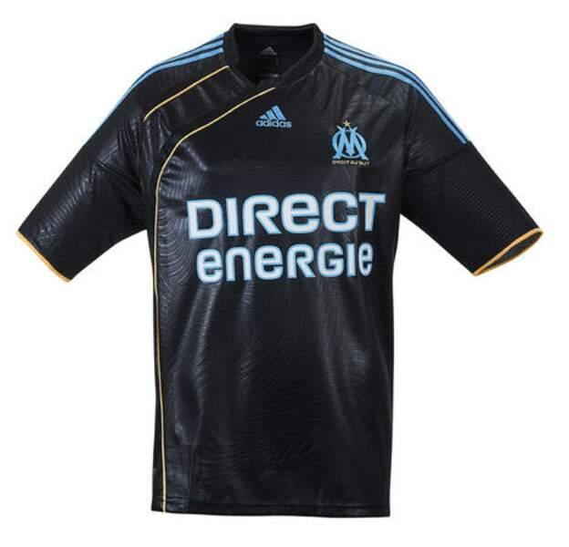 "Le maillot ""Soirées latex"" (2009-2010)"