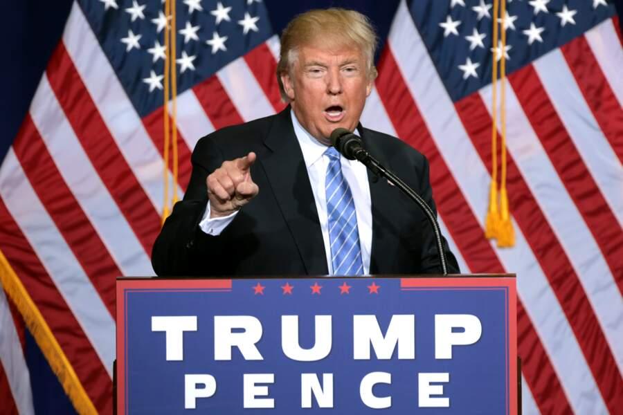 L'occasion de répondre à l'attaque de Donald Trump