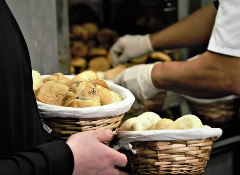 4.Bouchers, charcutiers, boulangers