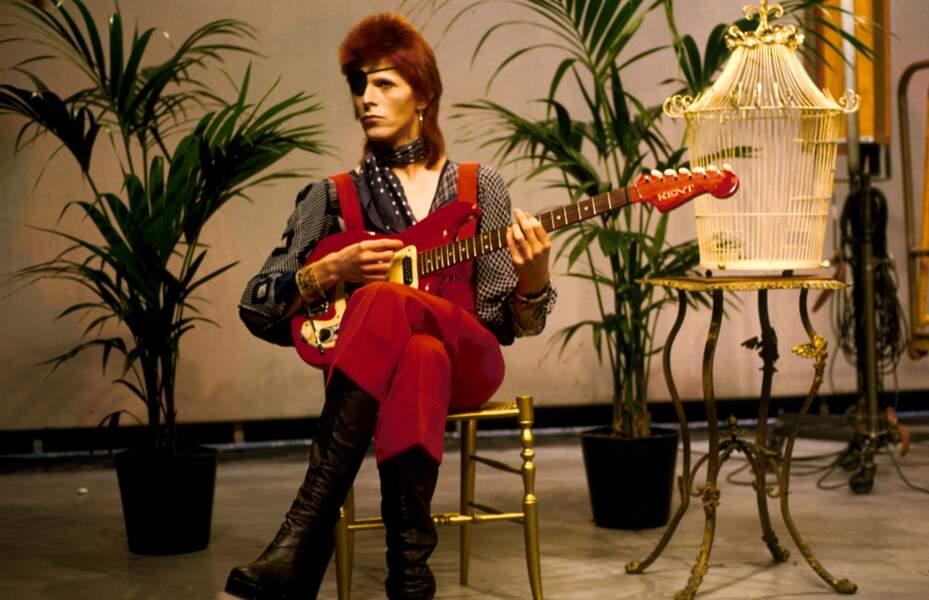 David Bowie : Champion incontesté du lifting de marque
