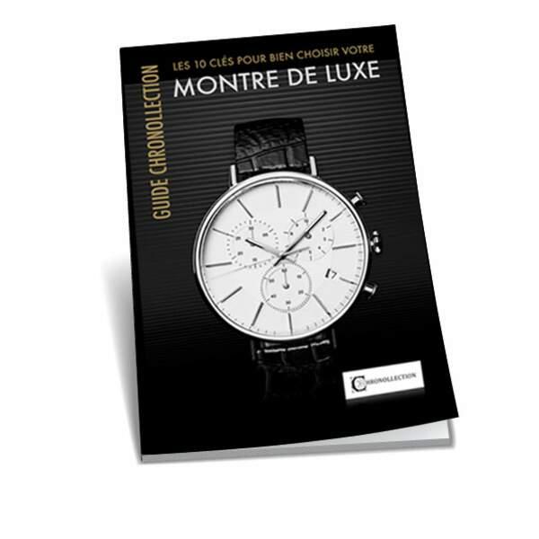 """""""Les 10 clés pour bien choisir votre montre de luxe"""", un guide offert aux lecteurs de Capital.fr"""