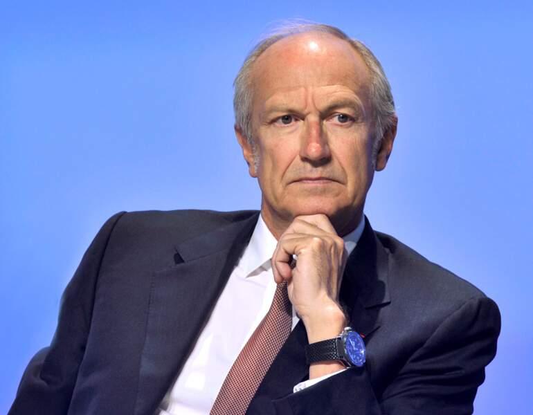 Le CV de Jean-Paul Agon, P-DG de L'Oréal