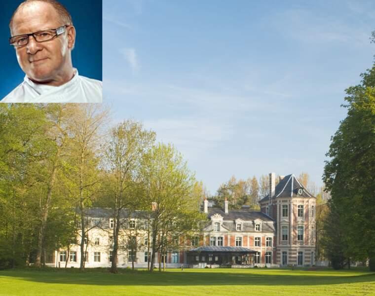 Marc Meurin : à Lille, il prospère grâce à ses étoiles au guide Michelin