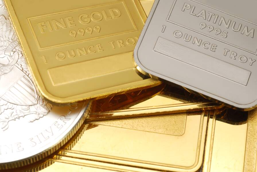Le platine, un métal précieux délaissé qui marche désormais dans les pas de l'or