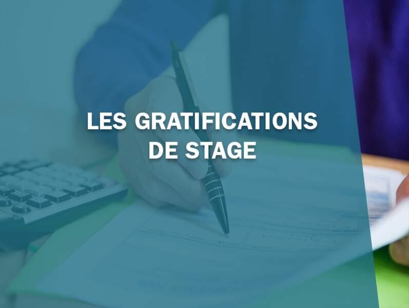 Les gratifications de stage