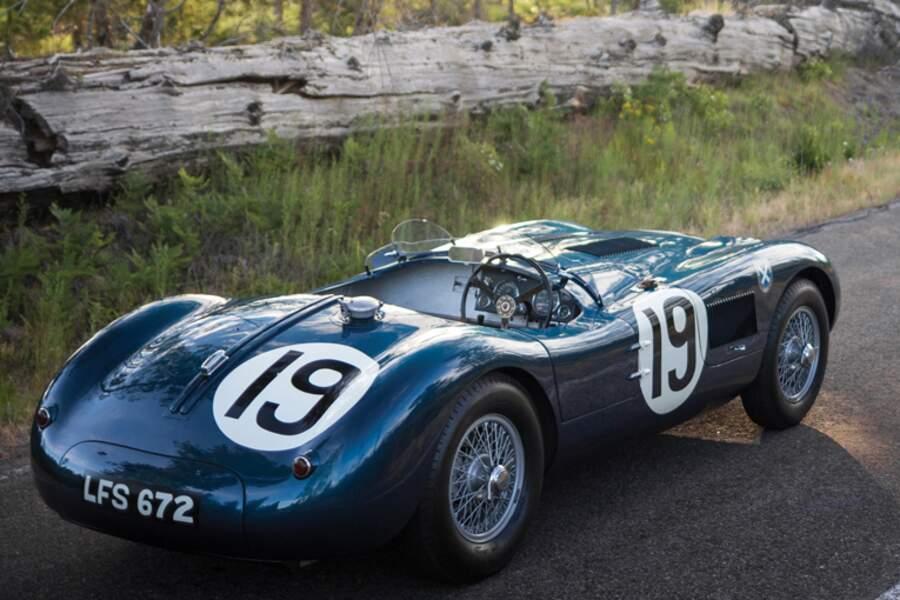 Jaguar C-Type Works Lightweight
