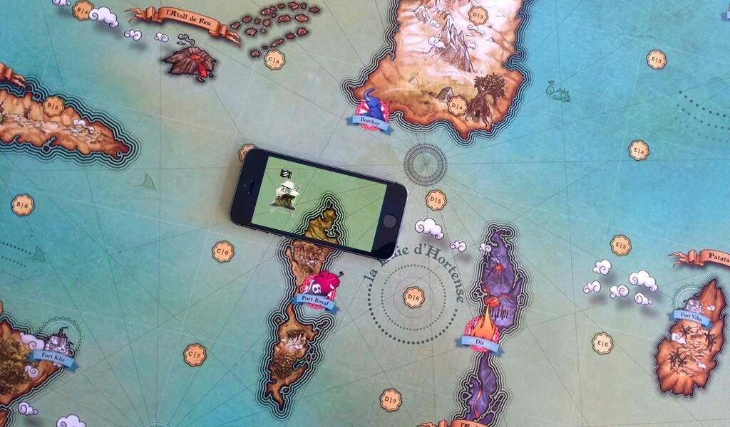 Yo-Ho, le jeu de société interactif