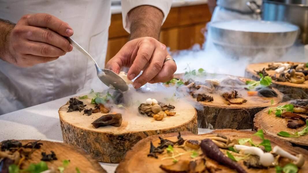 18. Commis de cuisine : 63% de chances d'être remplacé