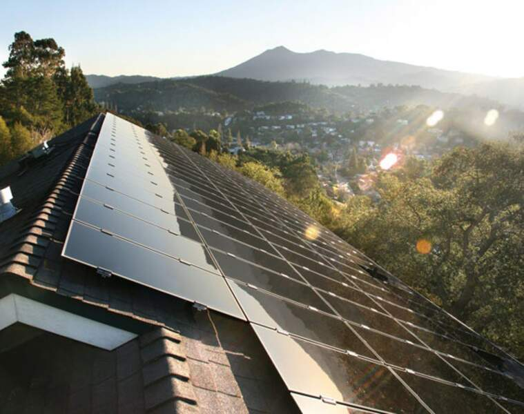 SolarCity : des panneaux pour produire son énergie