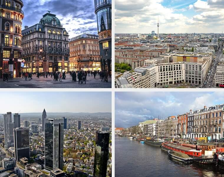 D'après le dernier classement de Mercer, les villes allemandes et suisses trustent les premières places.