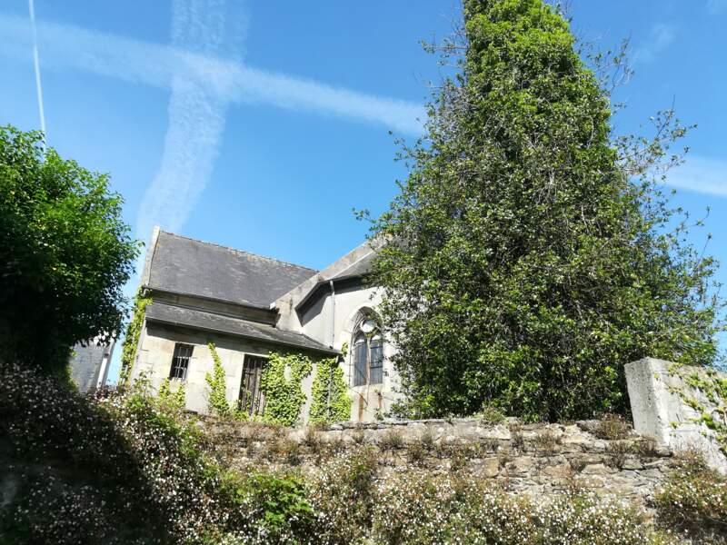 Une chapelle à Brest adjugée pour 72.975 euros.