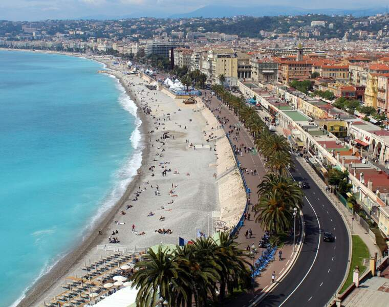 """À Nice, sur les traces de """"Section de recherches"""""""