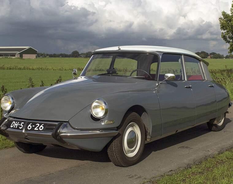 La Citroën DS