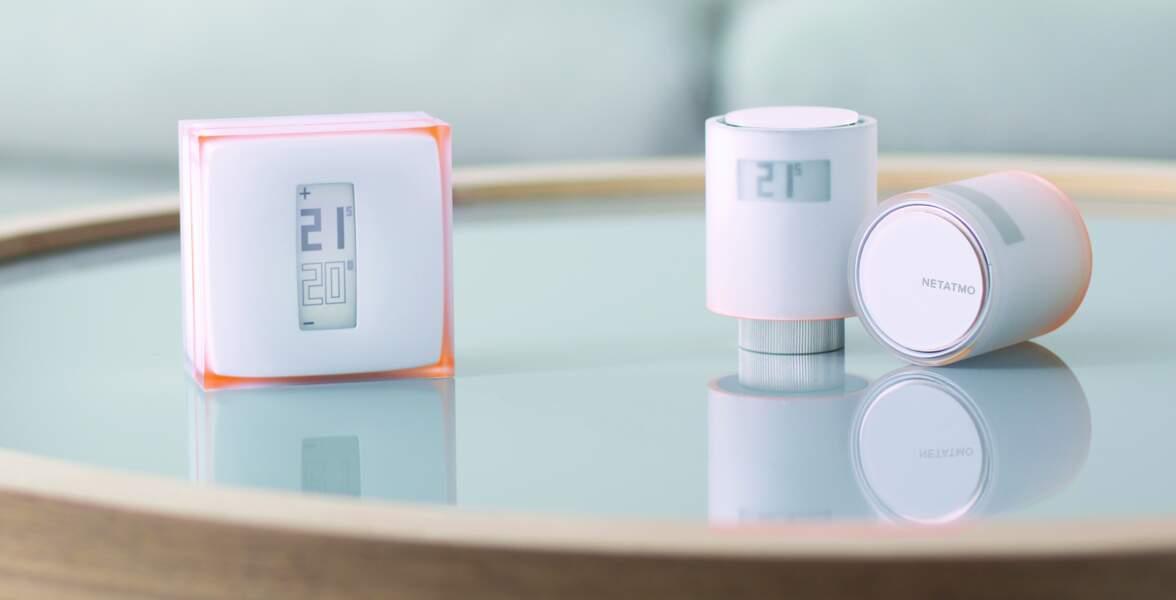 Le thermostat connecté (entre 200 et 350 euros)
