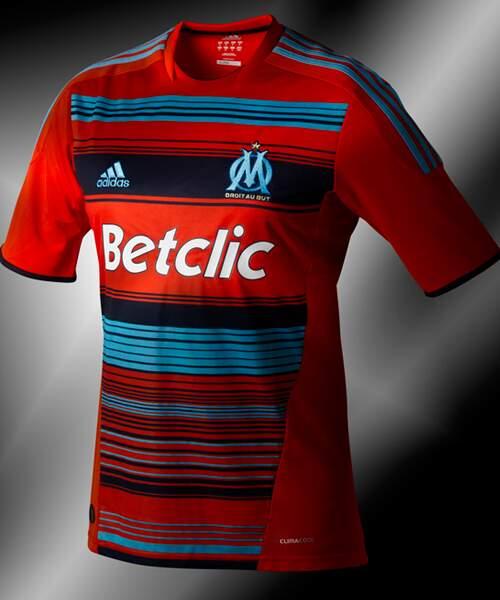 """Le maillot """"Code-barre Desigual"""" (2011-2012)"""