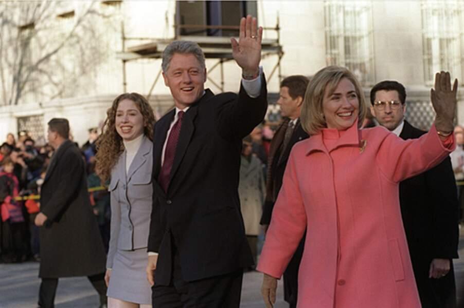 """Clinton : une """"First-Lady"""" pas comme les autres"""