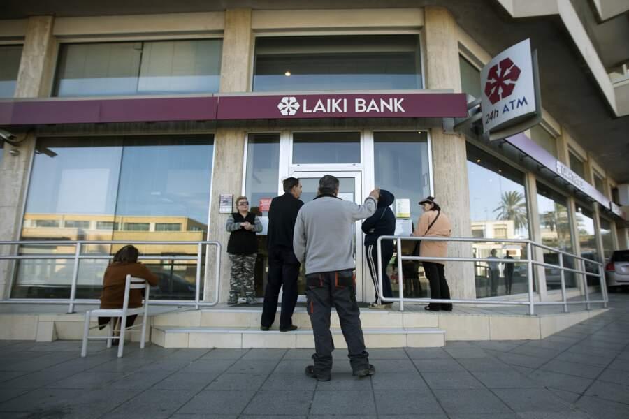 Mars 2013 - Des Chypriotes achètent des bitcoins pour préserver leur épargne