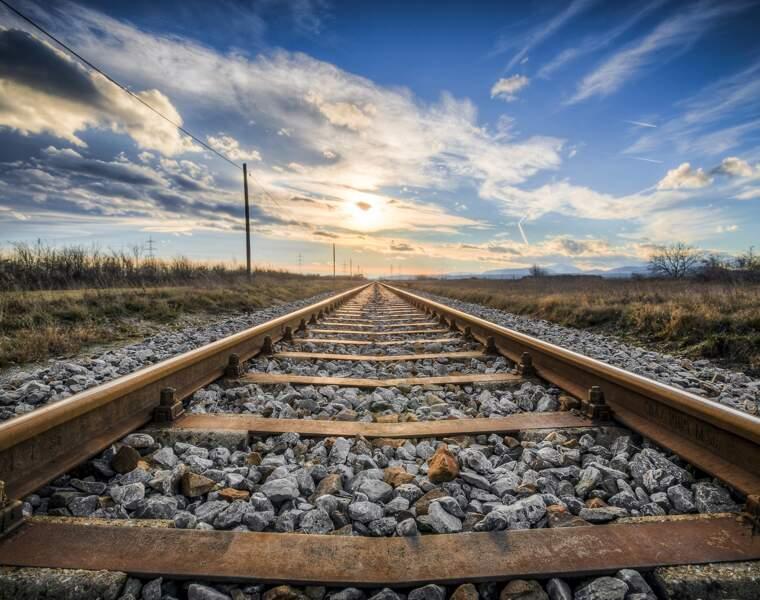 … ou celui du train supprimé
