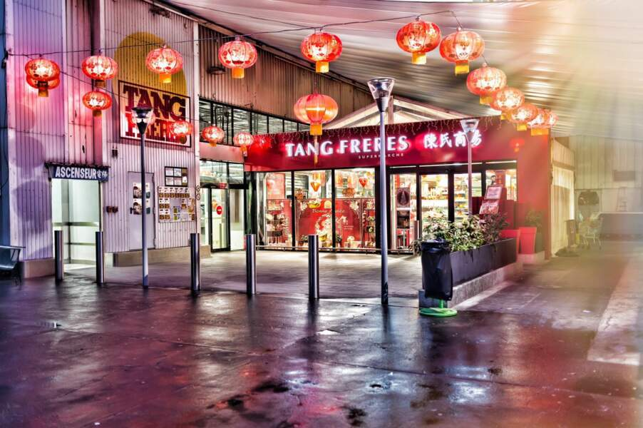Tang Frères, une success-story chinoise en France