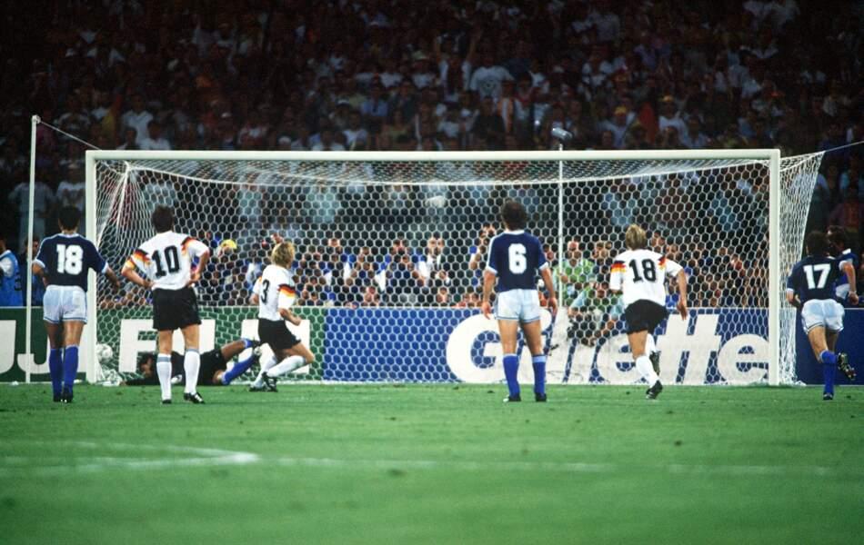 Finale de la Coupe du monde de 1990 : RFA 1 - Argentine 0